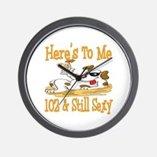 Cheers on 102nd Wall Clock