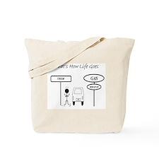 Cute Ga Tote Bag