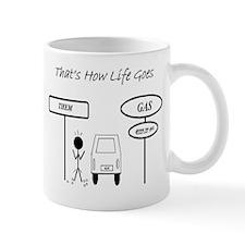 Unique Fuel economy Mug