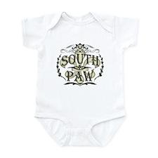 Southpaw Fleur De Lis Infant Bodysuit