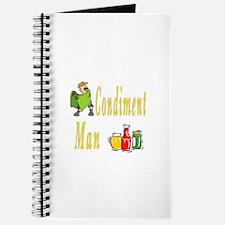 Condiment Man Journal
