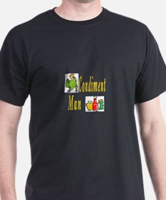 Condiment Man T-Shirt
