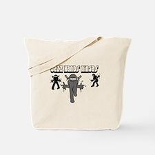 Strip 1254 Tote Bag