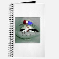 Justice v. Truth Journal