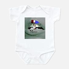 Justice v. Truth Infant Bodysuit
