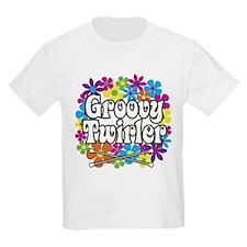 Groovy Twirler T-Shirt
