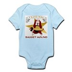 Basset Hound Infant Creeper