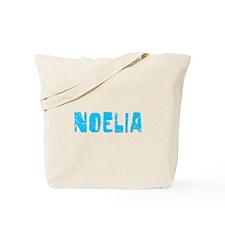 Noelia Faded (Blue) Tote Bag