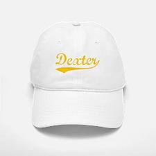 Vintage Dexter (Orange) Baseball Baseball Cap