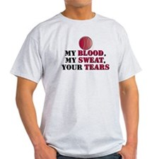Blood Sweat Tennis T-Shirt
