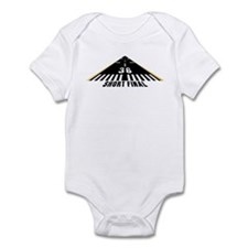 Aviation Short Final Infant Bodysuit