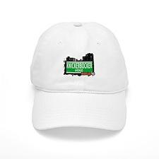KNICKERBOCKER AVENUE, BROOKLYN, NYC Baseball Cap