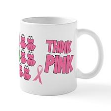 Pink Frogs 2 Mug