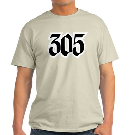 305 #2 Light T-Shirt