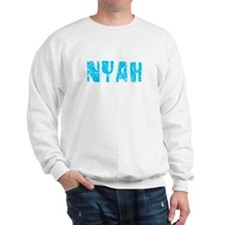 Nyah Faded (Blue) Sweater