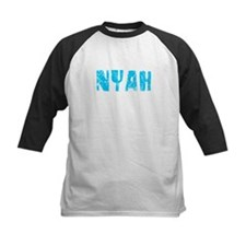 Nyah Faded (Blue) Tee