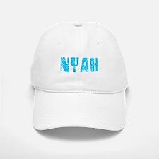 Nyah Faded (Blue) Baseball Baseball Cap