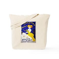 Amandines de Provence Biscuits Tote Bag