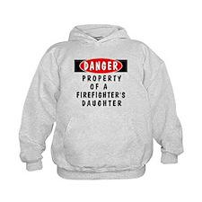 Firefighters Daughter Hoodie
