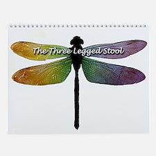 The Three Legged Stool Wall Calendar