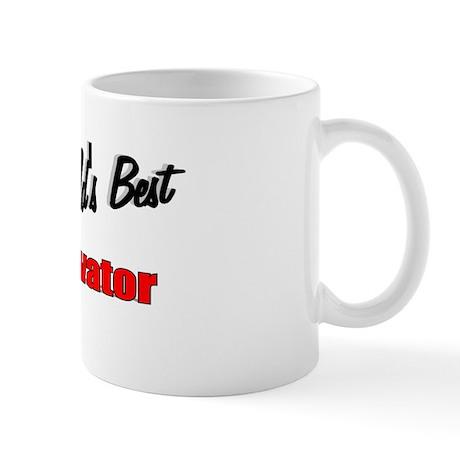 """The World's Best Cultivator"" Mug"