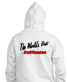 """The World's Best Cultivator"" Hoodie"