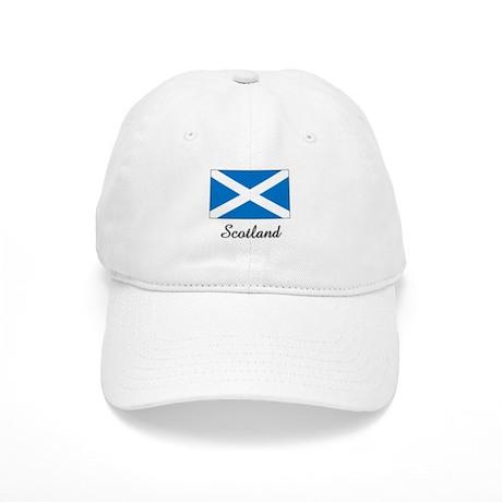 Scotland Flag Cap