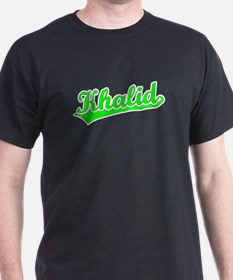 Retro Khalid (Green) T-Shirt
