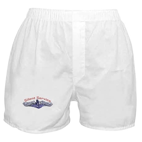 Silver Dolphins Silent Service Boxer Shorts