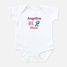 Angelica - #1 Mom Infant Bodysuit