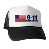 9 11 Trucker Hats