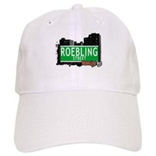 ROEBLING STREET, BROOKLYN, NYC Baseball Cap