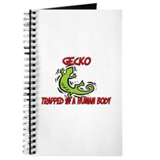 Gecko trapped in a human body Journal