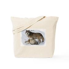 Domination Wolves Tote Bag