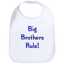 Big Brothers Rule Bib