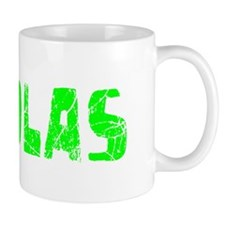 Nikolas Faded (Green) Mug