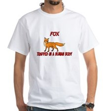 Fox trapped in a human body Shirt