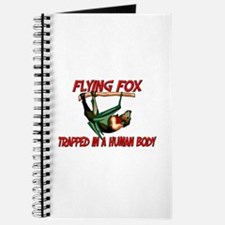 Flying Fox trapped in a human body Journal