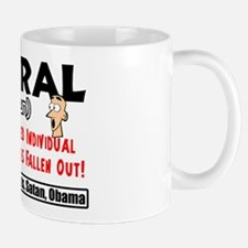 """""""Stupid Liberal"""" Mug"""