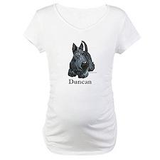 """Scottish Terrier """"Duncan"""" Shirt"""