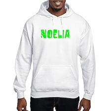 Noelia Faded (Green) Hoodie