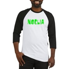 Noelia Faded (Green) Baseball Jersey