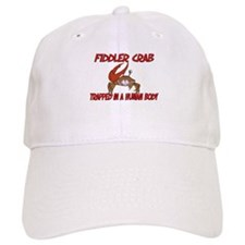 Fiddler Crab trapped in a human body Baseball Cap
