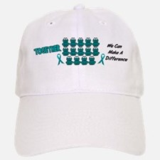 Teal Frogs 1 Baseball Baseball Cap