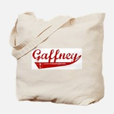 Gaffney (red vintage) Tote Bag
