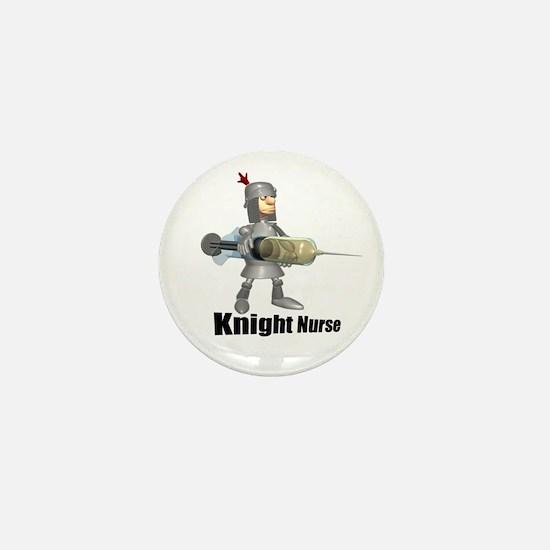 Knight Nurse! Mini Button
