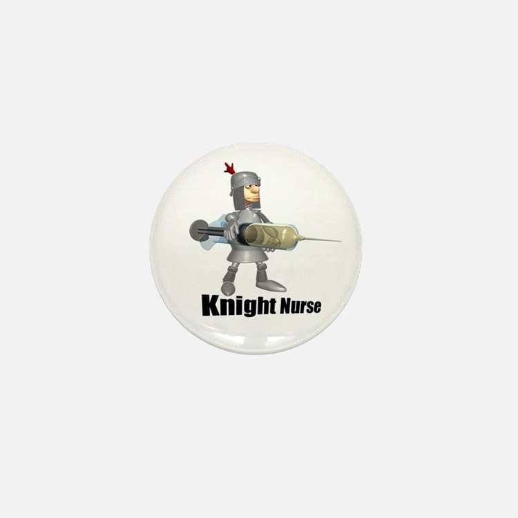 Knight Nurse! Mini Button