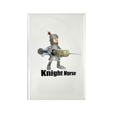 Knight Nurse! Rectangle Magnet (100 pack)