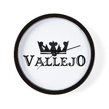 Vallejo Wall Clock