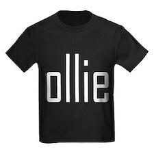 Ollie Skateboarding T